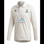 Marske CC Adidas Elite Long Sleeve Shirt