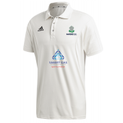 Marske CC Adidas Elite Junior Short Sleeve Shirt