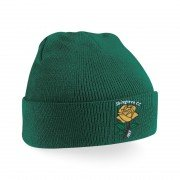 Shiregreen CC Green Beanie