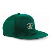 Faringdon & District CC Green Snapback Hat