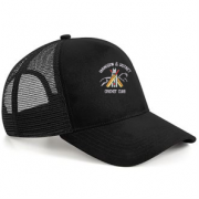 Faringdon & District CC Black Trucker Hat