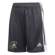 Faringdon & District CC Adidas Black Training Shorts