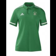 Faringdon & District CC Adidas Green Polo