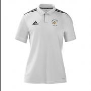 Faringdon & District CC Adidas White Polo