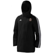 Kenton CC Black Adidas Stadium Jacket