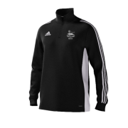 Glossop CC Adidas Black Junior Training Top