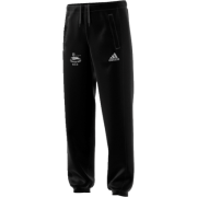 Glossop CC Adidas Black Sweat Pants