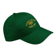 Walsham Le Willows CC Green Baseball Cap