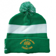 Walsham Le Willows CC Green AR Bobble Beanie