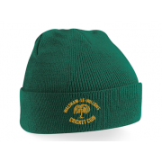 Walsham Le Willows CC Green Beanie