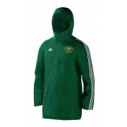 Walsham Le Willows CC Green Adidas Stadium Jacket