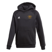 Walsham Le Willows CC Adidas Black Junior Fleece Hoody