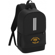 Walsham Le Willows CC Black Training Backpack