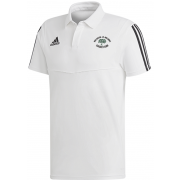 Walsham Le Willows CC Adidas White Polo