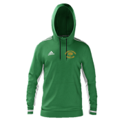 Walsham Le Willows CC Adidas Green Hoody