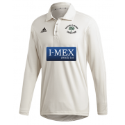 Walsham Le Willows CC Adidas Elite Long Sleeve Shirt