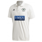 Walsham Le Willows CC Adidas Elite Short Sleeve Shirt
