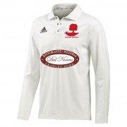 Crawley Down CC Adidas L/S Playing Shirt