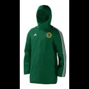 Springfield Cricket Club Green Adidas Stadium Jacket
