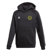 Springfield CC Adidas Black Junior Fleece Hoody