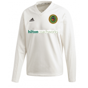 Springfield CC Adidas L/S Playing Sweater