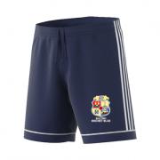 Dalton CC Adidas Navy Junior Training Shorts