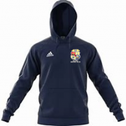 Dalton CC Adidas Navy Junior Fleece Hoody