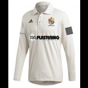Dalton CC Adidas Elite Long Sleeve Shirt