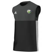 Hirst Courtney CC Adidas Black Training Vest