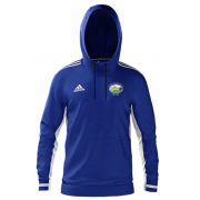 Hirst Courtney CC Adidas Blue Hoody