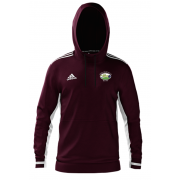 Hirst Courtney CC Adidas Maroon Hoody