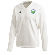 Hirst Courtney CC Adidas Elite Long Sleeve Sweater