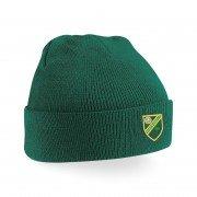 Marston Green CC Green Beanie