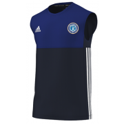 Fulham CC Adidas Navy Training Vest
