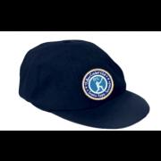 Fulham CC Navy Baggy Cap