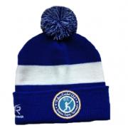 Fulham CC Blue AR Bobble Beanie