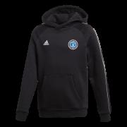 Fulham CC Adidas Black Junior Fleece Hoody