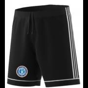 Fulham CC Adidas Black Training Shorts