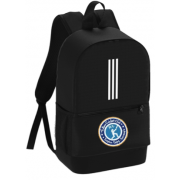 Fulham CC Black Training Backpack