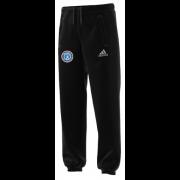 Fulham CC Adidas Black Sweat Pants