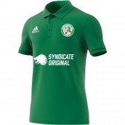 Tintwistle CC Adidas Green Polo