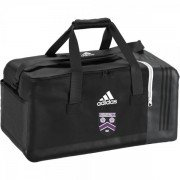 Lascelles Hall CC Black Training Holdall