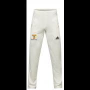 Braunton CC Adidas Pro Junior Playing Trousers