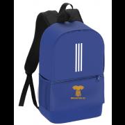 Braunton CC Blue Training Backpack