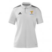 Braunton CC Adidas White Polo