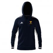 Braunton CC Adidas Navy Junior Hoody