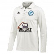 Cobham CC Adidas L/S Playing Shirt