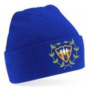 Woodvale CC Blue Beanie