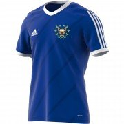 Woodvale CC Adidas Blue Training Jersey