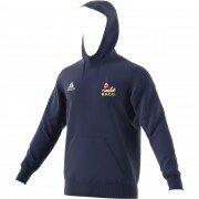 Bomere Heath Adidas Navy Junior Hoody